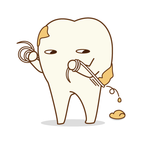 どっちが虫歯になりやすい?
