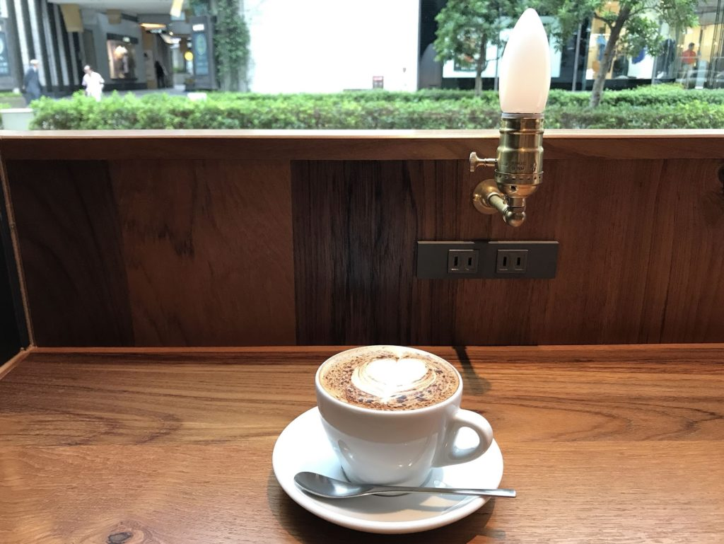 コーヒーとか飲まれますか??